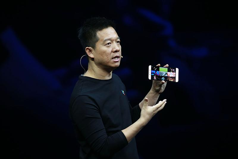 LeEco founder defies China return order, stays in USA for auto fundraising
