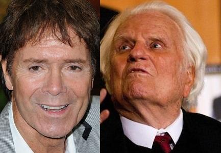 Sir Cliff Richard: Alleged Child Abuse Occurred at Billy Graham Christian Rally