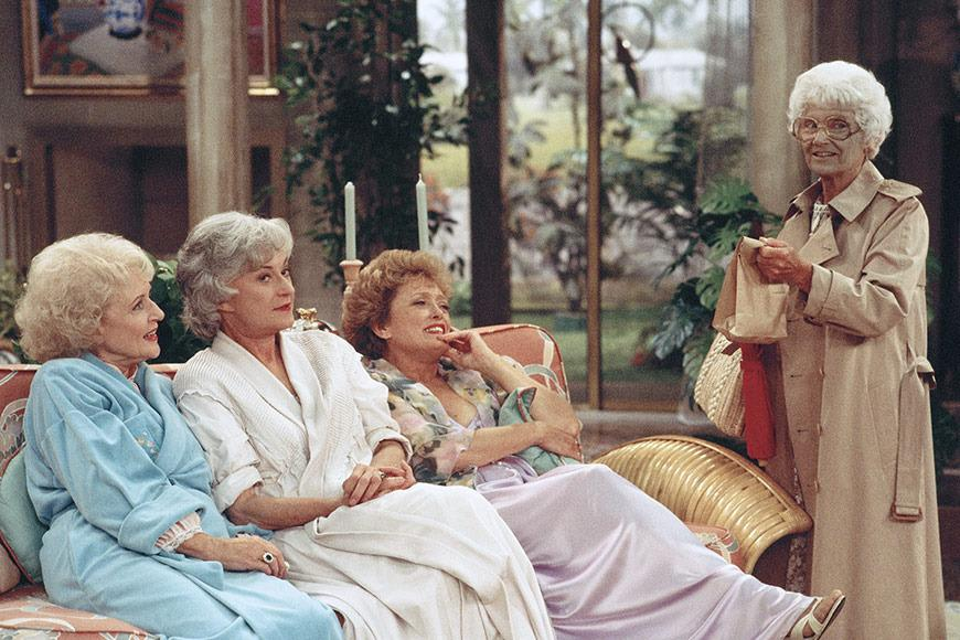 <b>Blanche: I tried giving up sex.  Dorothy: I guess you fell off the wagon.  Sophia: And on to a naval base! </b> Who didn't love The Golden Girls? Everyone could relate to Blanche, Rose, Dorothy and 'Ma-aaa' Sophia. But for four mature ladies who cracked countless jokes about the lack of sex they had (apart from Blanche) it seems they were getting a lot more action than they let on. Refinery29 tallied up exactly all of the women's boyfriends, dates, and talks of flings gone by. Oh, and their husbands, of course. You'll be amazed at how many times they got busy.