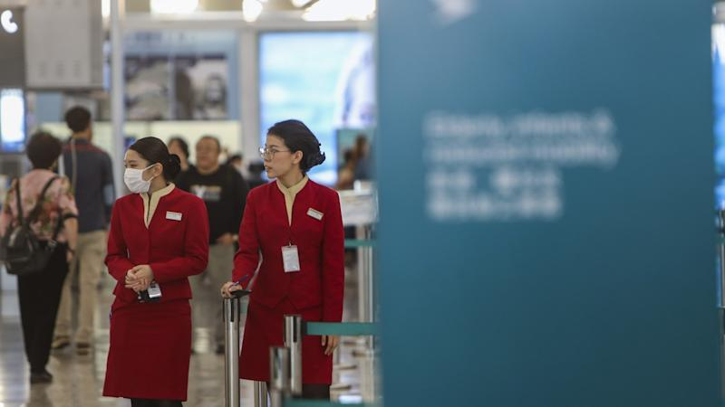 Aviation authority investigates why Cathay Pacific allowed pilot with measles to fly seven times in four days as Hong Kong tackles growing outbreak of the disease