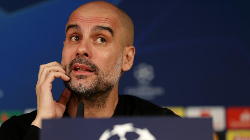 Guardiola warns City against another Champions League collapse