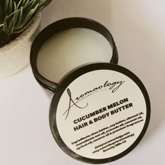 """<p><strong>Aromaology</strong></p><p>etsy.com</p><p><strong>$18.45</strong></p><p><a href=""""https://go.redirectingat.com?id=74968X1596630&url=https%3A%2F%2Fwww.etsy.com%2Flisting%2F89022826%2Fcucumber-melon-scented-body-butter-body&sref=https%3A%2F%2Fwww.womansday.com%2Flife%2Fg971%2Fgifts-under-20-dollars%2F"""" rel=""""nofollow noopener"""" target=""""_blank"""" data-ylk=""""slk:SHOP NOW"""" class=""""link rapid-noclick-resp"""">SHOP NOW</a></p><p>This thick and creamy butter enriches the body with shea butter, coconut oil, and avocado oil, and helps with premature aging. And if cucumber melon isn't the scent you're looking for, don't worry. There are over 20 other ones to choose from.</p>"""