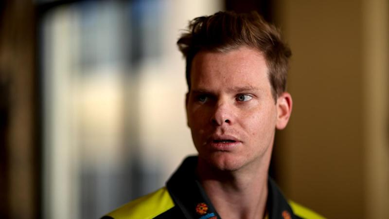 While changes aren't expected in Adelaide Steve Smith's glad not to have to weigh-in on selections