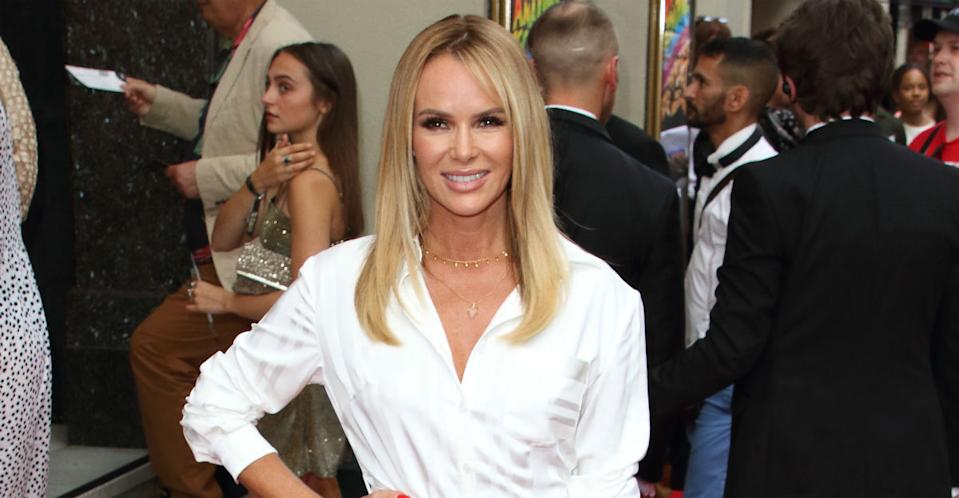 Amanda Holden has credited Britain's Got Talent for liberating her (Photo by Keith Mayhew/SOPA Images/LightRocket via Getty Images)