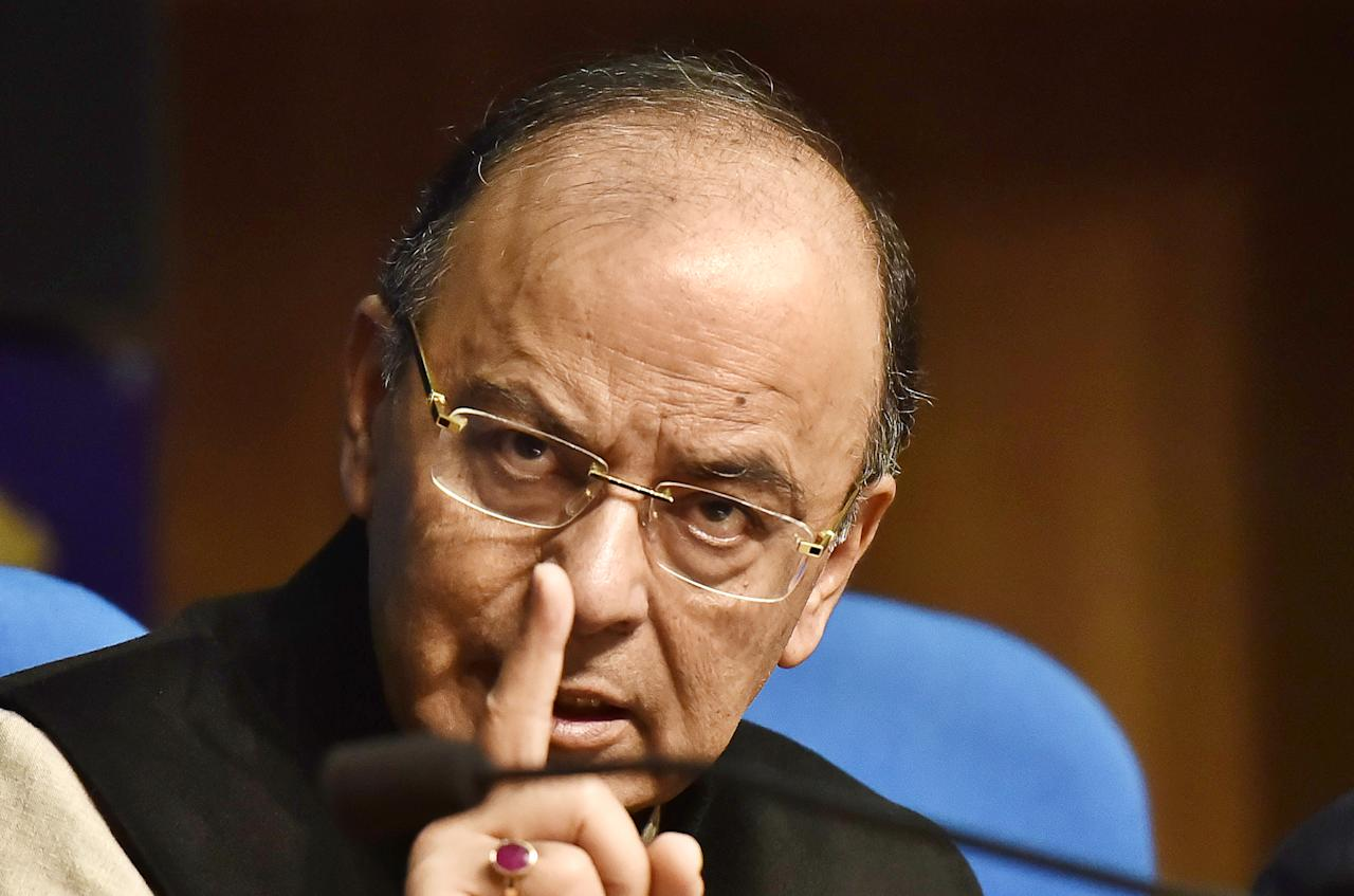 <p>The tax rate for income between Rs 2.5 lakh to Rs 5 lakh was reduced to 5% from 10%. This means that for an annual income of Rs 5 lakh, you now pay Rs 12,500 as income tax, because income up to Rs 2.5 lakh is tax-free, and the 5% rate is for income from Rs 250,000 to Rs 500,000.<br />Income tax rate on annual income from Rs 5 lakh to Rs 10 lakh is at 20%, for income more than Rs 10,00,000 is at 30%. <br /><br /></p>