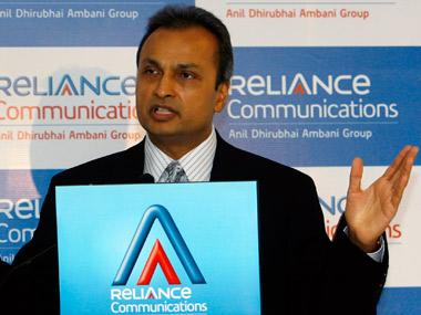 RCom chairman Anil Ambani reaches Supreme Court in contempt petition filed by Ericsson India