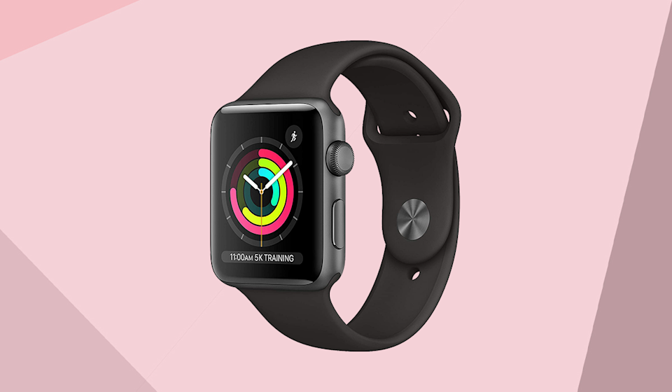 Score an Apple Watch for 30 percent off. (Photo: Amazon)