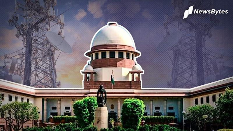 SC gives telecom companies 10 years to clear AGR dues