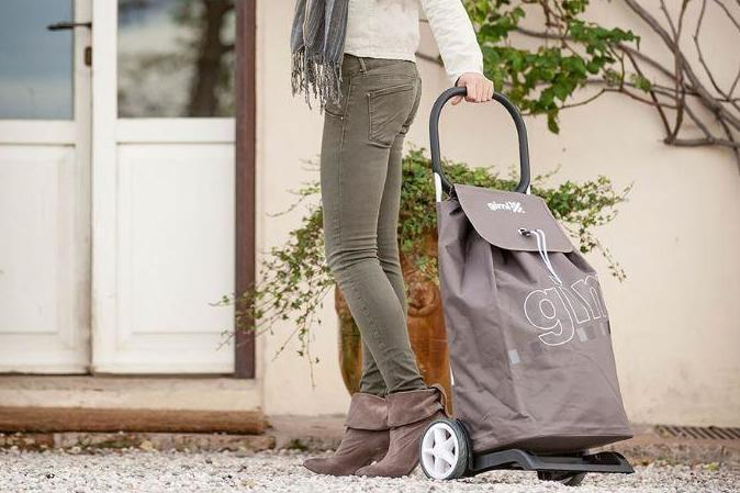 Best shopping trolleys, bags and baskets with wheels