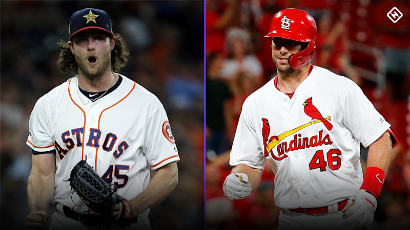 What channel is Astros vs  Cardinals on today? Time, TV
