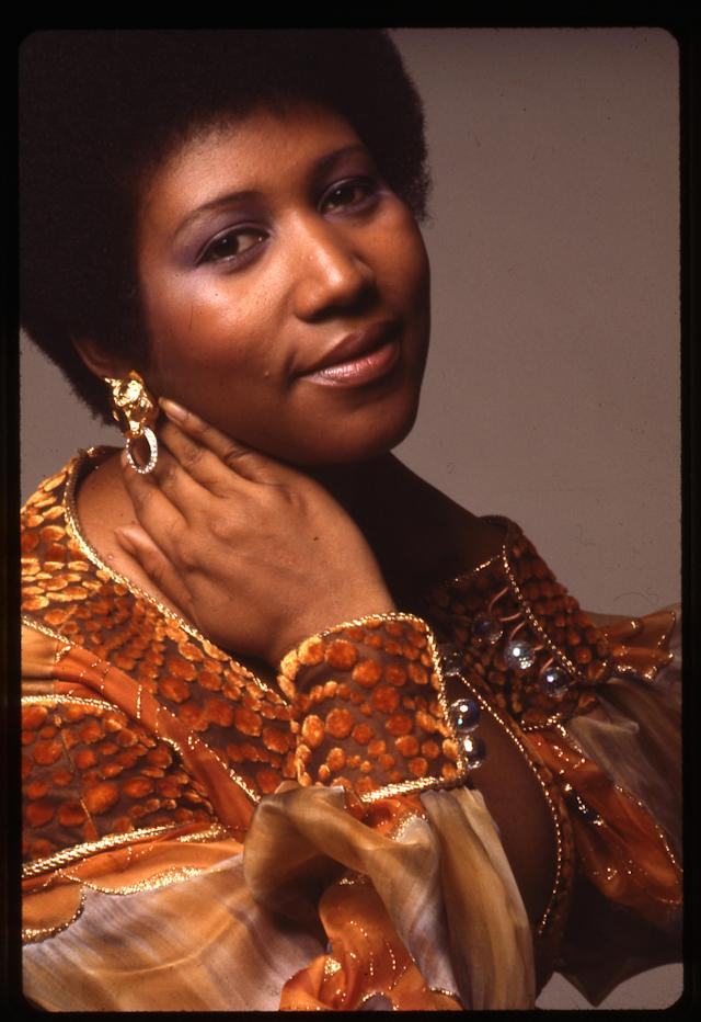 <p>The singer poses for a portrait in January 1973. (Getty) </p>