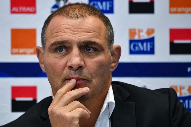 Raphael Ibanez was appointed team manager alongside head coach Fabien Galthie following last year's Rugby World Cup