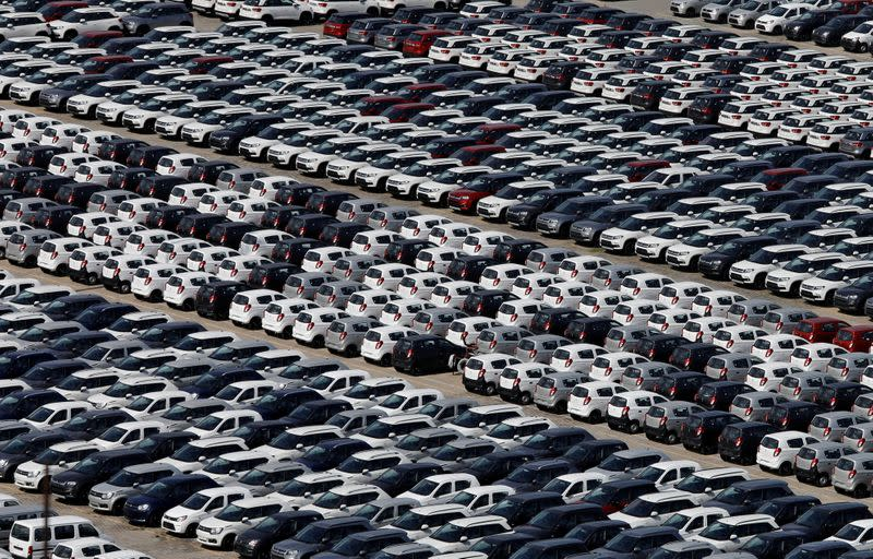 India's automobile sales fall for 13th straight month - industry body