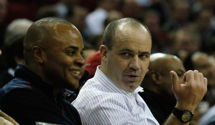 Is the current Texans power structure good enough to keep GM Rick Smith and head coach Bill O'Brien stable for next two years? (Getty Images)