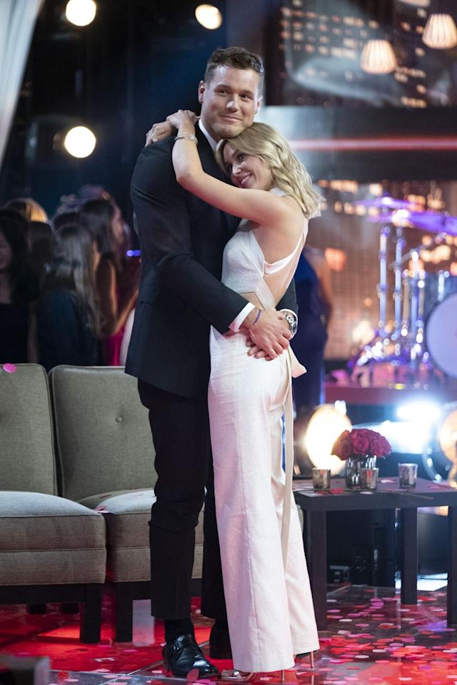 <p>Season 23 sent tongues wagging when Colton jumped over a fence to run away from producers. Cassie Randolph had ended things during the Fantasy Suite, and so Colton opted to skip his remaining dates in order to pursue Cassie, who, remember, had just dumped him. The man could not take a hint. Lucky for him, she took him back.</p>