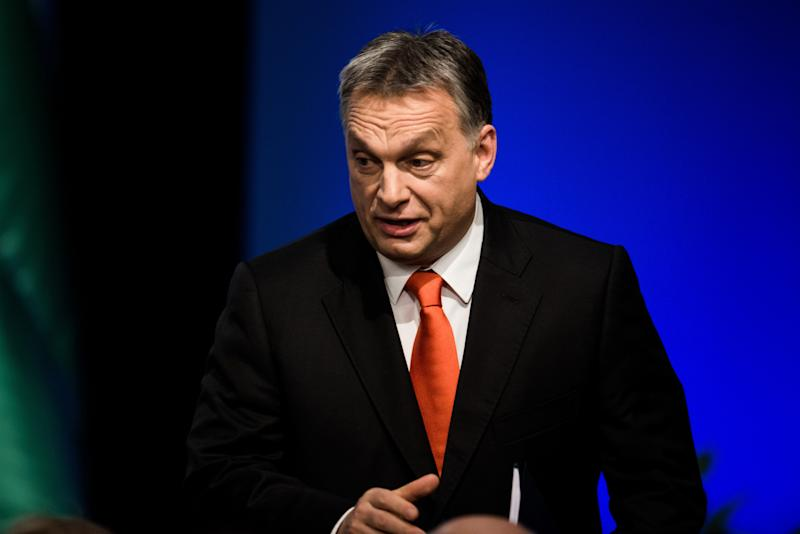 Orban Sorry for Calling Key EU Group 'Useful Idiots'
