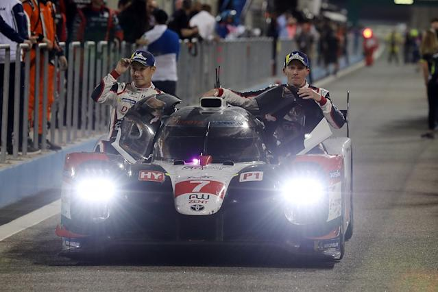 Toyota eases to Bahrain win after woe for rivals