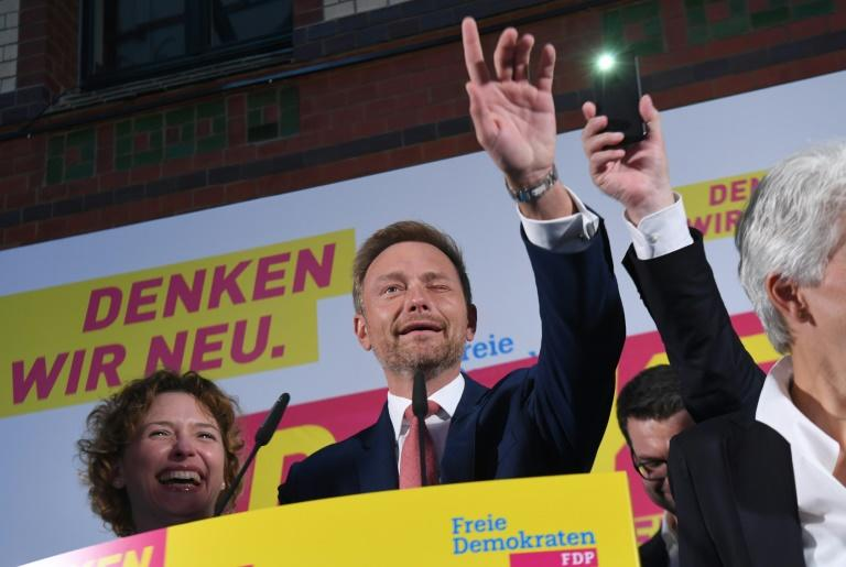 5 things to know about Germany's surging nationalist party