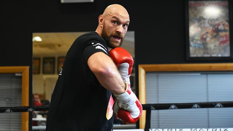 Tyson Fury vows to