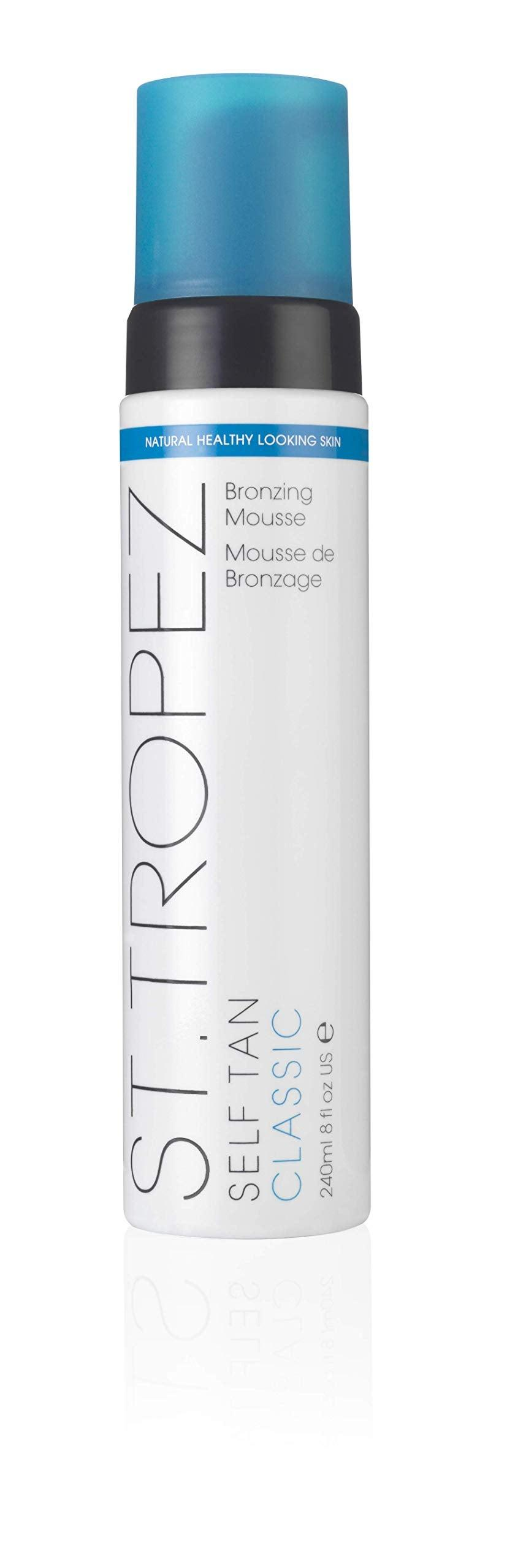 """<h3>St. Tropez Self Tan Bronzing Mousse<br></h3><br><strong>The Foaming Self Tanner</strong><br><br>It's no wonder St. Tropez's iconic tanning mousse has won over legions of fans; the bestselling product doesn't have That Weird Fake Tan Smell, lasts up to a week, and works on just about everyone. Check, check, and check.<br><br><strong>The Hype:</strong> 4.4 out of 5 stars and 3,050 reviews on <a href=""""https://www.amazon.com/St-TROPEZ-Self-Bronzing-Mousse/dp/B000S7ZMDA?th=1"""" rel=""""nofollow noopener"""" target=""""_blank"""" data-ylk=""""slk:Amazon"""" class=""""link rapid-noclick-resp"""">Amazon</a><br><br><strong>Reviewers Say: </strong>""""So many tanners; so few that are actually great, but this one is. Great natural-looking tan (with no orange overtones) and most importantly — this does not have that self tanner smell. It fades evenly — not blotchy at all. And lasts 5-7 days easily. This is the best there is and I've tried other expensive brands. I always come back to this."""" — Vespucci, Amazon Reviewer<br><br><strong>St. Tropez</strong> Self Tan Bronzing Mousse, $, available at <a href=""""https://amzn.to/2UbXqZR"""" rel=""""nofollow noopener"""" target=""""_blank"""" data-ylk=""""slk:Amazon"""" class=""""link rapid-noclick-resp"""">Amazon</a>"""