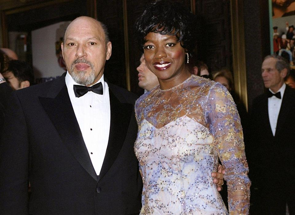 <p>Before her successful career in film, Viola Davis was a star on Broadway. In 2001, the actress attended the Tony Awards at Radio City Music Hall, where she won an award for her role in <em>King Hedley II. </em></p>