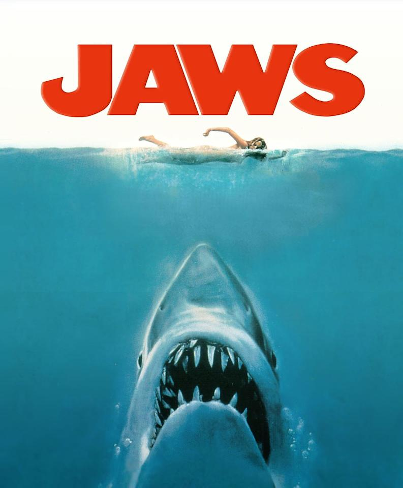 <p>If you aren't worried about scaring yourself away from a dip in the ocean this summer, you'll want to take some time to rewatch <em>Jaws</em>. The horror film, which was released in 1975, now has a campy, silly feel to it, yet it still manages to be super creepy. <em>Jaws</em> has the perfect beach settings and gets you in the spirit — though you may not want to go swimming for a while.</p>