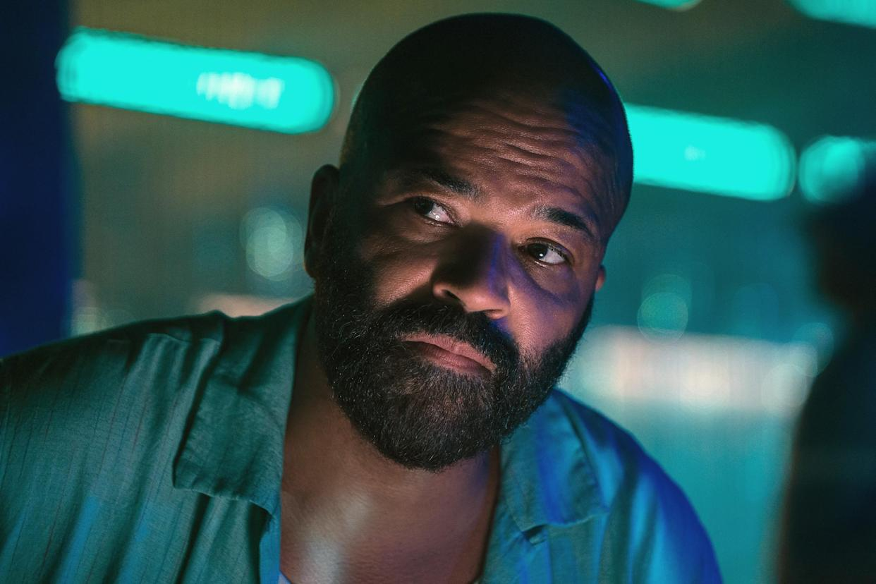 Jeffrey Wright as Felix Leiter in No Time to Die (Photo: Nicola Dove / © MGM / © Danjaq / Courtesy Everett Collection)