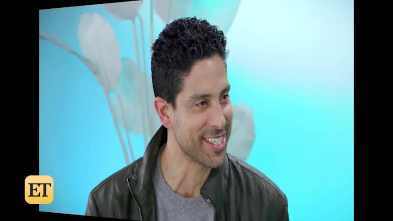 Adam Rodriguez Jokes About Being Jennifer Lopez S Original A Rod In If You Had My Love Video Exclusive