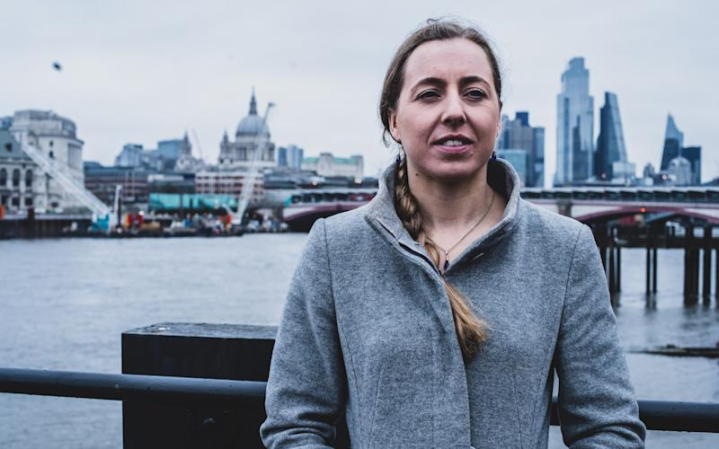 Kate Jackson is the first British woman to contest an MMA world title fight