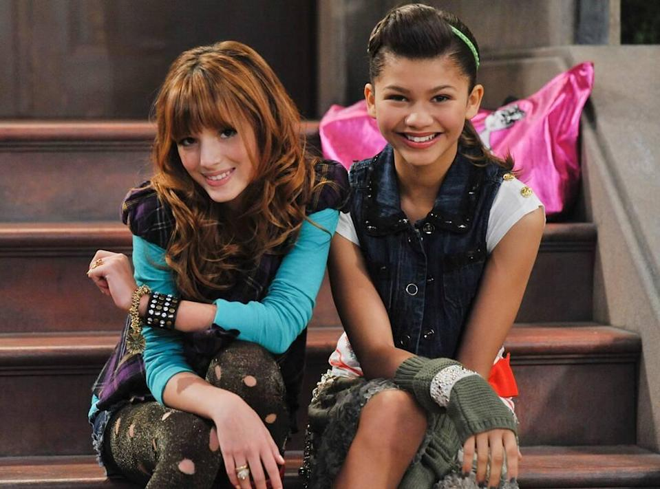 Bella Thorne, Zendaya, Shake It Up