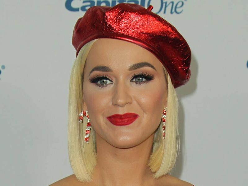 Katy Perry 'terrified' about becoming a mum