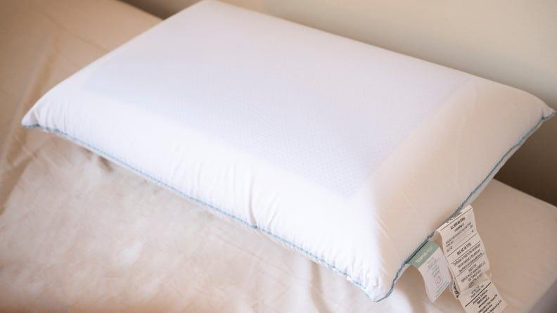 The Tempur-Cloud Dual Breeze is the most effective cooling pillow we tried.