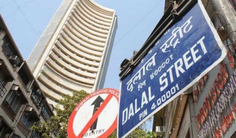 Sensex drops over 100 points; Yes Bank plunges over 10%
