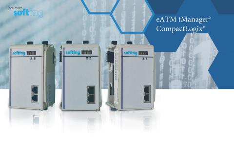 Softing Inc  Launches eATM tManager® for CompactLogix®
