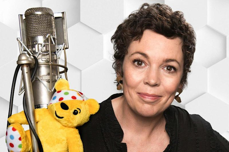 Queen: Olivia Colman sings on the record (PA)