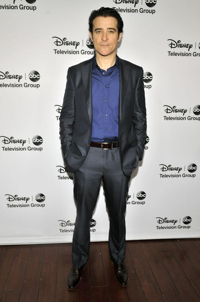"Goran Visjnic (""Red Widow"") attends the Disney ABC Television Group 2013 TCA Winter Press Tour at The Langham Huntington Hotel and Spa on January 10, 2013 in Pasadena, California."