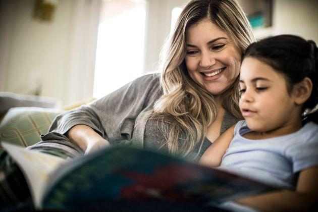 Books are a great way to continue the conversation about Latinx heritage in your everyday life throughout the year. (Photo: MoMo Productions via Getty Images)
