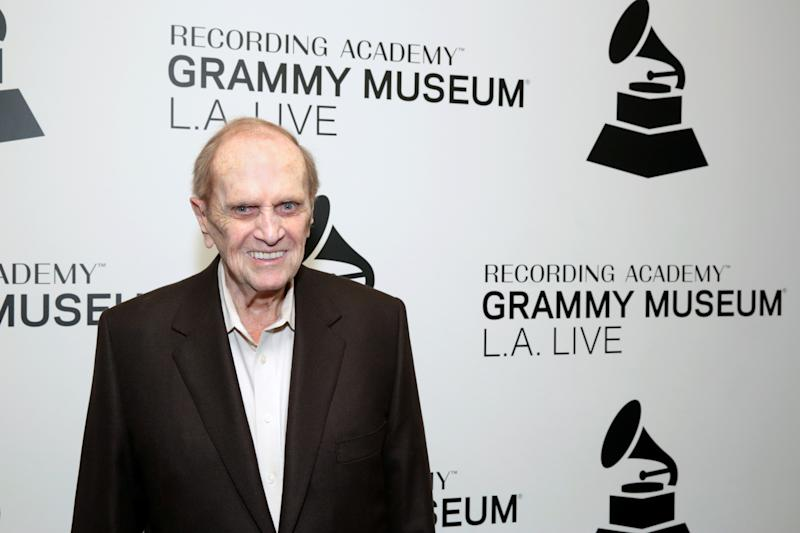 LOS ANGELES, CALIFORNIA - FEBRUARY 12: Bob Newhart attends An Evening With Bob Newhart on February 12, 2019 in Los Angeles, California. (Photo by Rebecca Sapp/WireImage)
