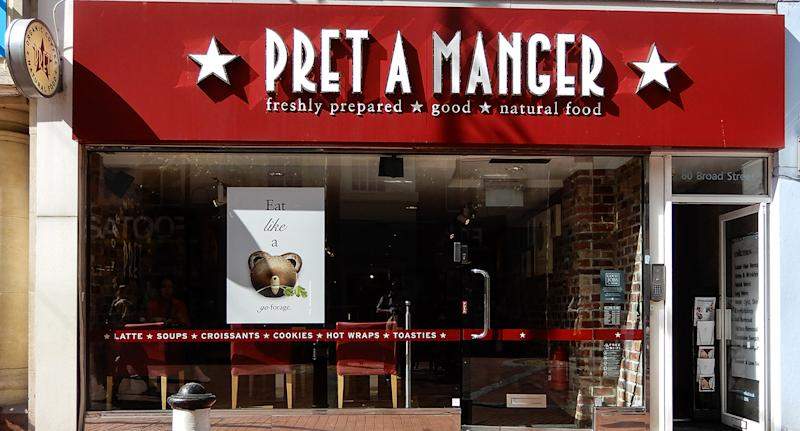 The teenager ordered a baguette from Pret A Manger at Heathrow Airport, unaware there were sesame seeds in the bread.