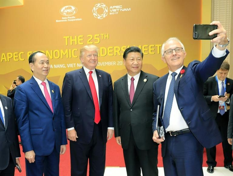 Australia has cast itself as a middleman between the United States and China
