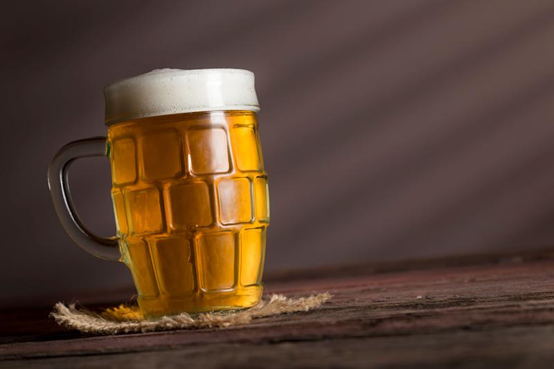 """With lots of flavor&nbsp;<a href=""""http://www.mensfitness.com/nutrition/what-to-drink/6-surprisingly-healthy-beers"""" target=""""_blank"""">comes lots of calories</a>."""