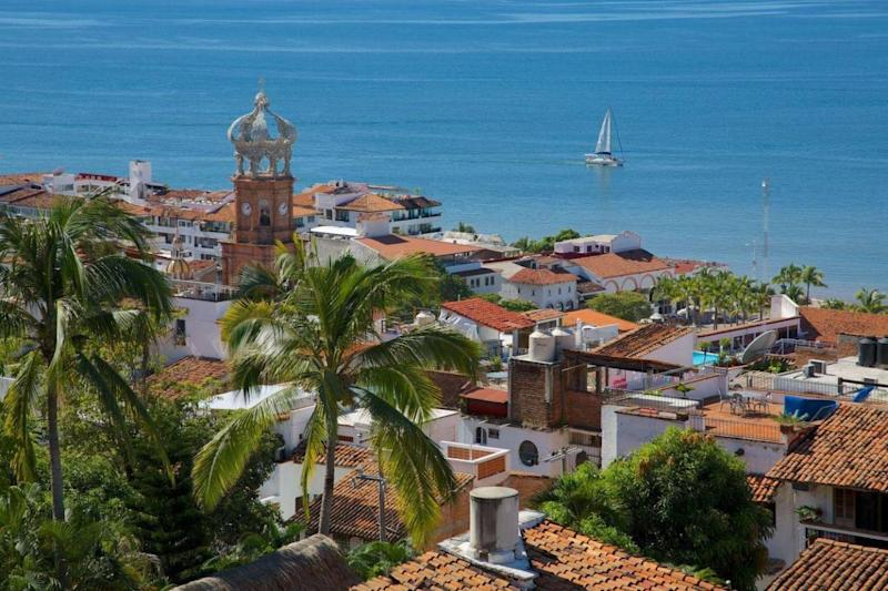 Puerto Vallarta (Rex Features)