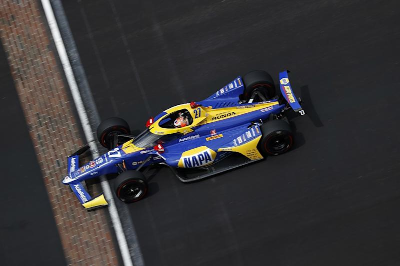Andretti tops Fast Friday at Indy 500