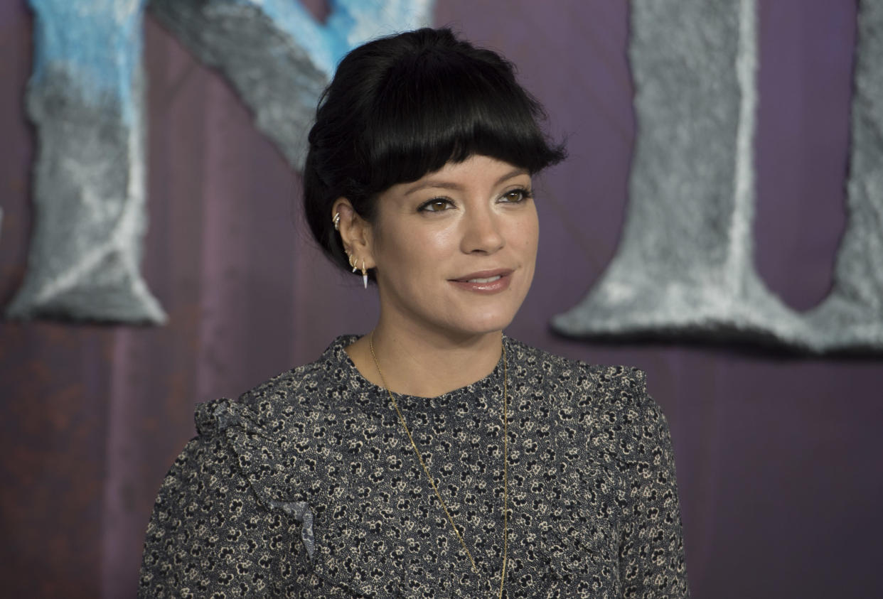 Lily Allen is set to star in a supernatural thriller. (Photo by Stuart C. Wilson/Getty Images)