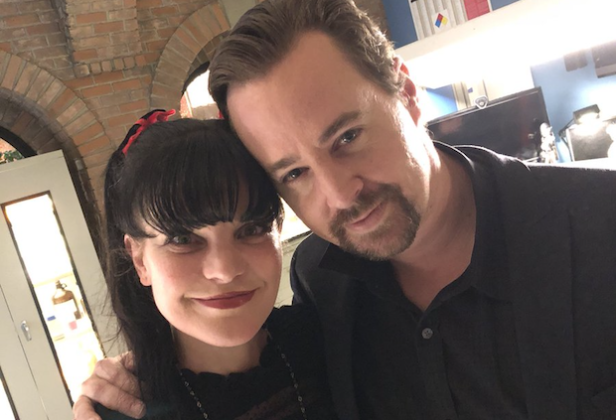 Ncis Pauley Perrette Wraps 15 Year Run Shares Photos From Set