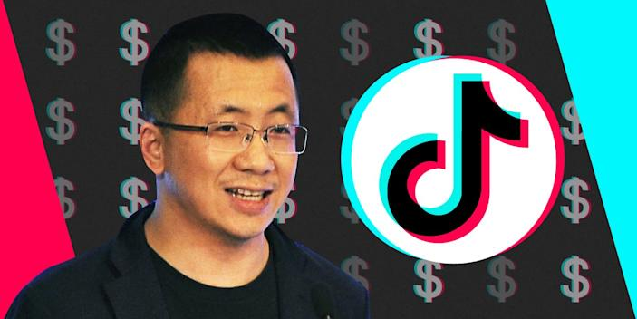 ByteDance CEO Zhang Yiming makes his own TikToks — and requires his senior employees to as well.
