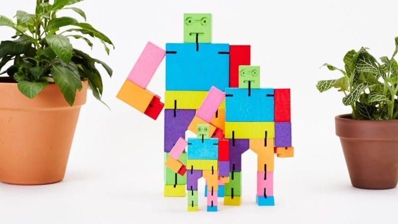 What could be cooler than a pocket-sized friendly robot?