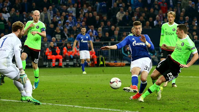 Schalke Ajax Europa League