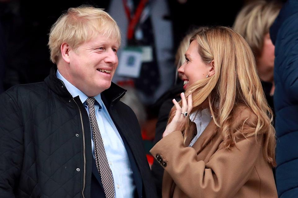 <p>The prime minister  is under pressure to explain how the work, overseen by his fiancee, was paid for</p> (PA)