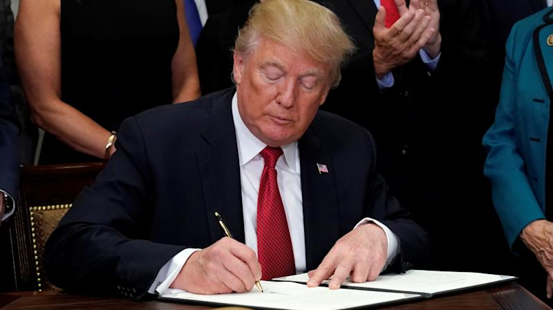 People Think Trump Wrote This Letter Hailing Trump's 'Great Respect' For Women